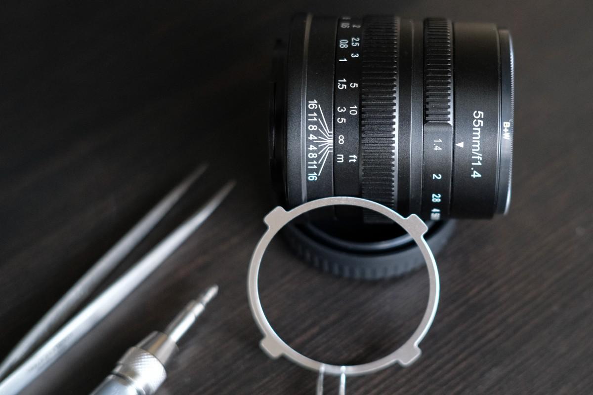Calibrate focus – 7artisans 55mm F1 4 lens – yukosteel's blog