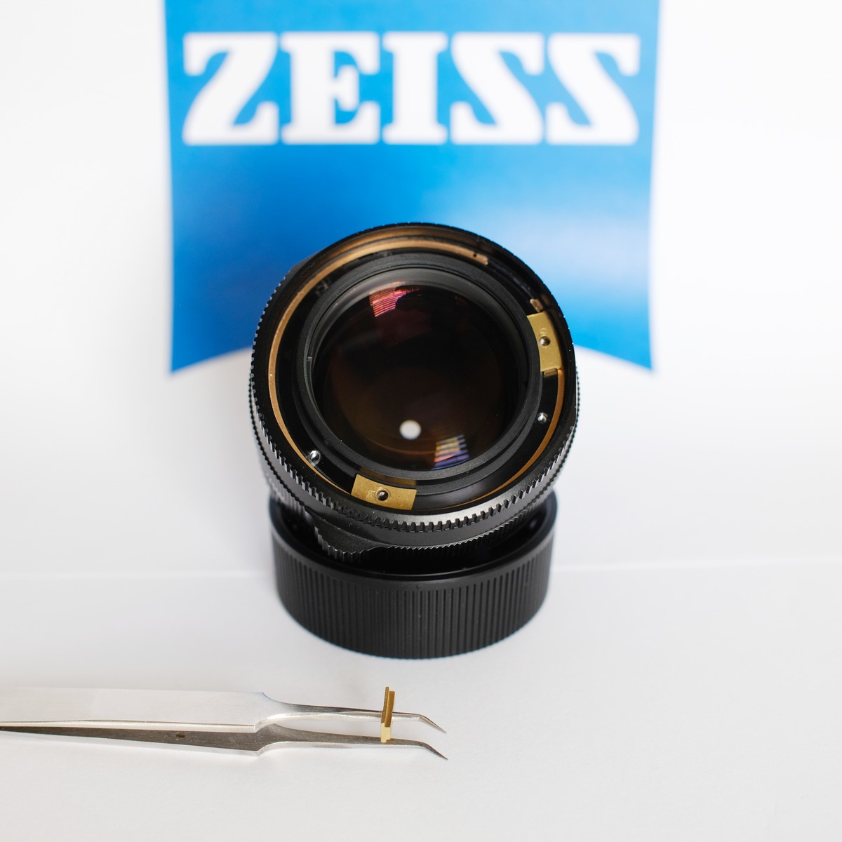 Disassembly – Carl ZEISS C Sonnar T* 50mm F1 5 ZM lens