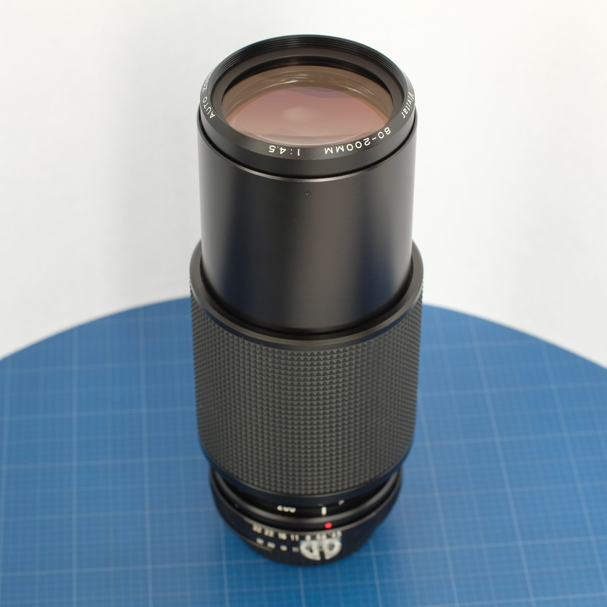 Fix – zoom creep on Vivitar 80-200mm F4 5 (Kino/Kiron) – yukosteel's