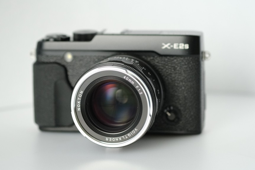 Review – Voigtlander 40mm F1.2 Nokton Aspherical VM lens with Fuji X camera