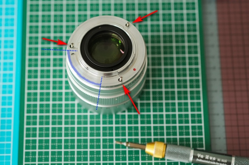 DIY – adapt wide Fuji X mount lens to Fujifilm X-Pro3 camera